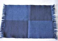 藍染ランチョンマット