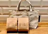 【 ちょっとした贈り物におすすめのセット 】GIFT SET B  *  コーヒー豆