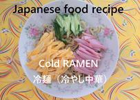 Cold RAMEN