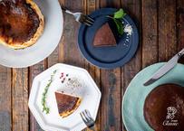 バスクチーズケーキ&ガトーショコラ(4号サイズ  セット販売)