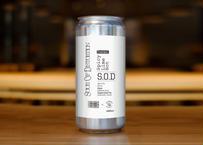 NU BURRITOS × CRAFTROCK BREWING コラボレーションビール『S.O.D. 』2本セット
