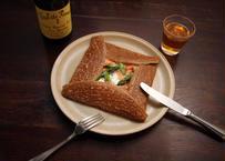 ガレット ソーモン Galette saumon  のドリンクセット