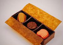 ボンボンショコラ3個入り ガナッシュコレクション
