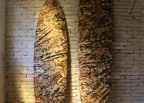 "Wasabi #3  "" Deck wrap ""  /   8 ft"