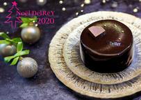 ◆12月24日(木)受け取り◆2020 クリスマスケーキ ノエルデルレイご予約チケット