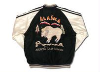 """TAILOR TOYO テーラー東洋 ACETATE QUILTED SOUVENIR JACKET """"MOUNTAIN GOAT& EAGLE"""""""