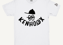 KENHOLIX WHT Label Logo Tee -White-