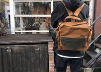 【新商品!正方形なバッグ!】ホクストンスペシャル -マサラブラウン/カーキ-