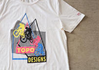TOPO DESIGNS / BIKE Tee