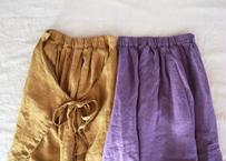 tumugu / リネン マルチway スカート