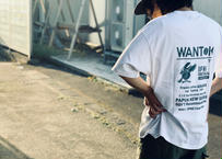 "EVCON × IFNi ROASTING&CO. / ""WANTOK"" Tee"