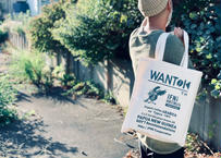 EVCON × IFNi ROASTING&CO / WANTOK Tote Bag
