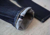 HATSKI / Reguler Tarperd Denim (one wash)
