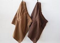EVCON × IFNi ROASTING&CO. / Coffee dye Shorts