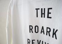 """ROARK / Print Tee """"COMPANY OF WAYWARD"""""""