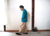 nisica / ガンジーネックカット3/4