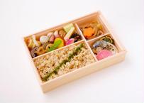 【MR様向け】おかかご飯と鰆西京焼きの彩り御膳【ペット茶付き】