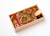 【MR様向け】沖縄麩を使ったあふそや特製牛丼弁当【ペット付き】