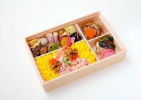 【MR様向け】海鮮ちらし寿司と銀ダラ西京焼きの彩り御膳【ペット茶付き】