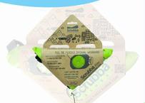 Scrubba Wash Bag MINI スクラバ ウォッシュバッグ ミニ/Green(グリーン)