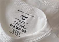 1周年企画【armi × enricheveryday】everyday crew Tshirt(無地)   CREW REGULAR T - UNISEX