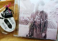 深谷エリ オリジナルCD「伝えたいこと」&オリジナルステッカー (歌台所バージョン)セット