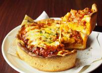 名物「シカゴピザ」 〜豊西牛100%チリミート使用〜