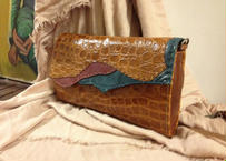 Clutch and Shoulder 2way bag  #collage4