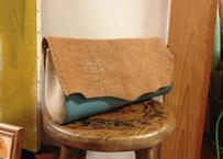 Big clutch and Shoulder bag            #2way type