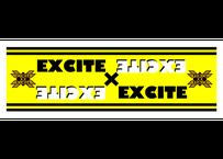 EXCITE×EXCITE スポーツタオル