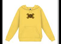 EXCITE×EXCITE オリジナルパーカー (Yellow)