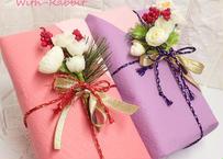 有料ギフトラッピング(大80サイズ)《和柄 和風ギフト、お正月用、お祝いのプレゼントに♡》ゆうパック80サイズで送る ※購入する商品と一緒に、ご購入ください。