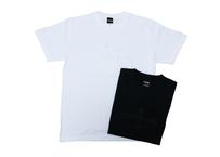 【受注生産】Pure series 刺繍Tシャツ 8月下旬発送予定