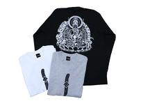 【限定びじあるデザイン】ロングスリーブTシャツ(3月下旬発送)