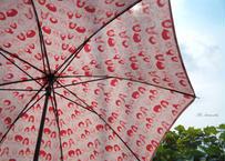 コートニーの手作り日傘*ピンク