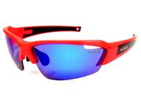 K.O.S  SportLightClearStripe NEON Orange/Blue 偏光レンズ