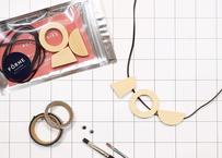 hinoki necklace kit |ヒノキネックレスキット|