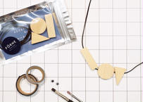 hinoki necklace kit【Bset】