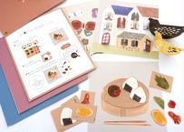 paper play book |紙あそび工作ブック|