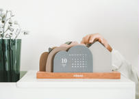【数量限定】2021 calendar  |  卓上カレンダー(2色)