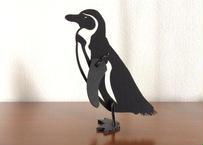 夢見るペンギン(フンボルトペンギンの段ボール製工作キット)<小>