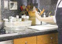 キッチンの片付け・収納の攻略 導線作りや実際の動き方のポイント 家庭料理攻略のための動画レッスン#7