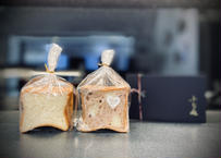 【大人気!!】選べる2種ギフトセット ~2つの食パンがハーフサイズで楽しめる~贈り物にも最適♪