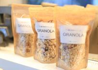 注目!!【NEW!】パン屋が本気でつくったグラノーラ(プレーン):暑い日の朝食やおやつに最適♪プレゼントにもおすすめです! 発売記念で割引中♪この機会に是非お試しください!