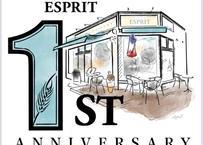 送料無料!【限定品!】エスプリ1周年記念セット!ギフトにも! 本格フランスパンとパンを美味しく食べるためのセット