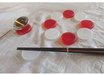 限定色 うたかた 箸置き2個セット