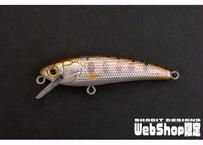Chip Minnow 40mm SS ヤマメ/グレー