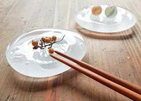 みずたまり 豆皿 作家:添田亜希子