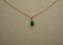 Emerald Pendant Top(p/s)