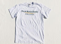 """USED""""PALM BEACH STATE COLLEGE"""" S/S T Shirts"""